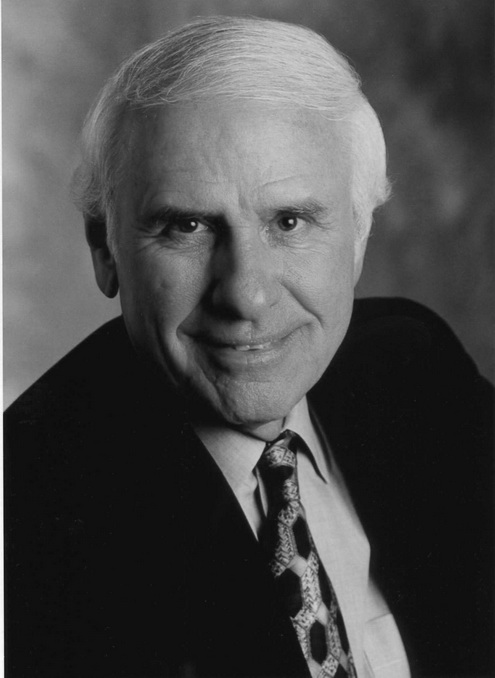 Jim Rohn By Ramine5677 /Wikimedia Commons
